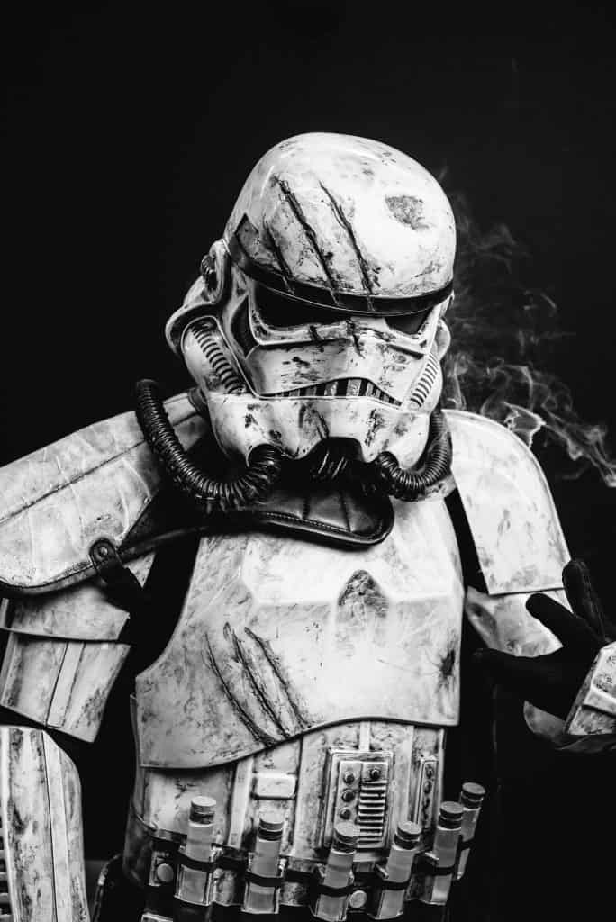 Stormtrooper by Maarten Mellemans on Instagram