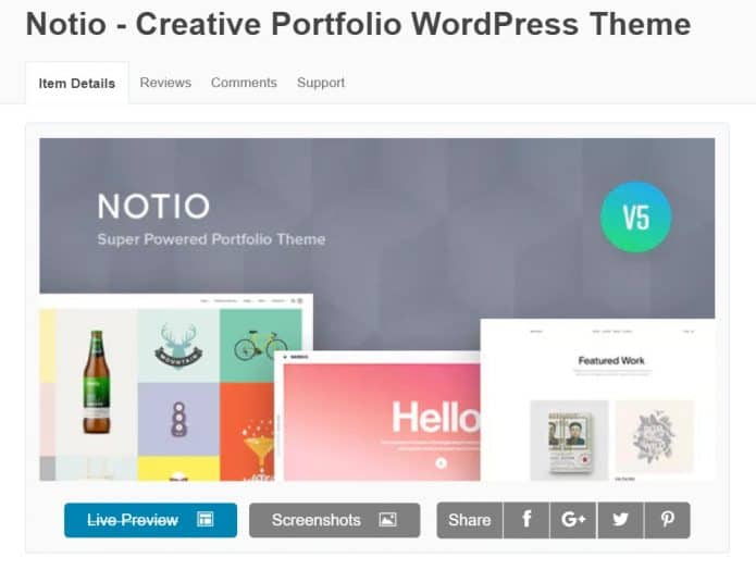 notio-portfolio-theme-for-photographers