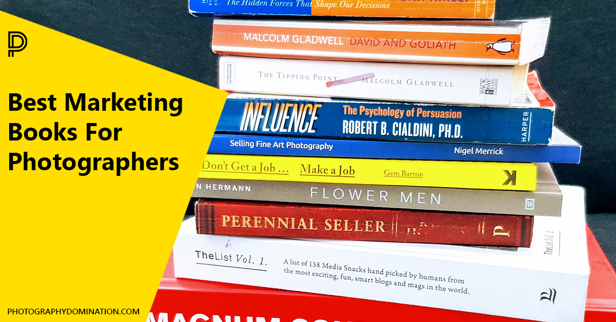 Best Marketing Books For Photographers