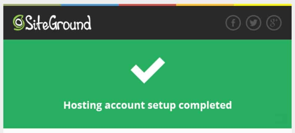 hosting-account-setup-completed
