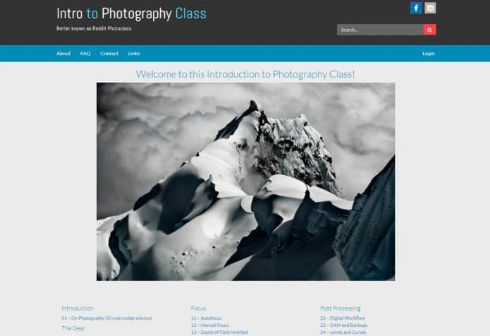 Best Online Photography Classes And Courses [FREE + PAID]