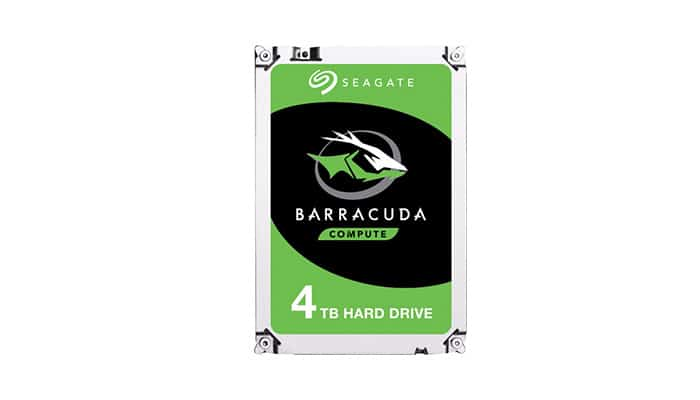seagate barracuda for storage images